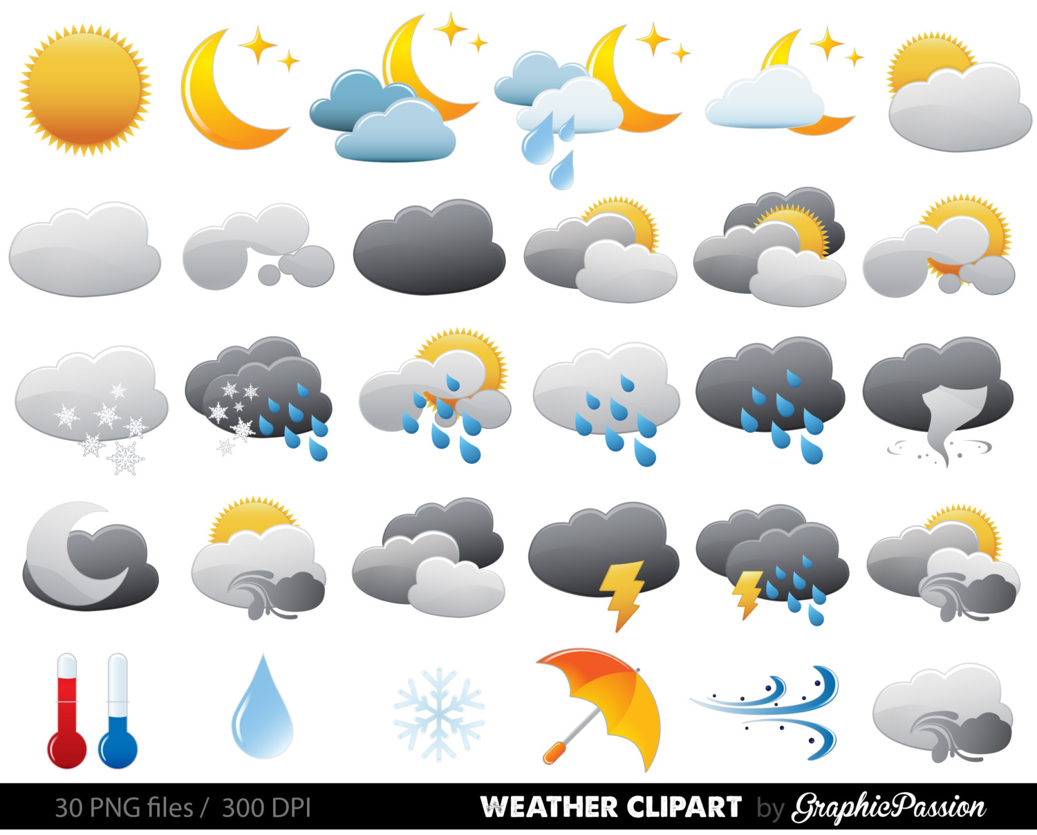 Weather Clip Art For Teachers | Clipart Panda - Free ...