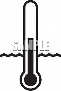 Thermometer Clip Art Black And White | Clipart Panda ...
