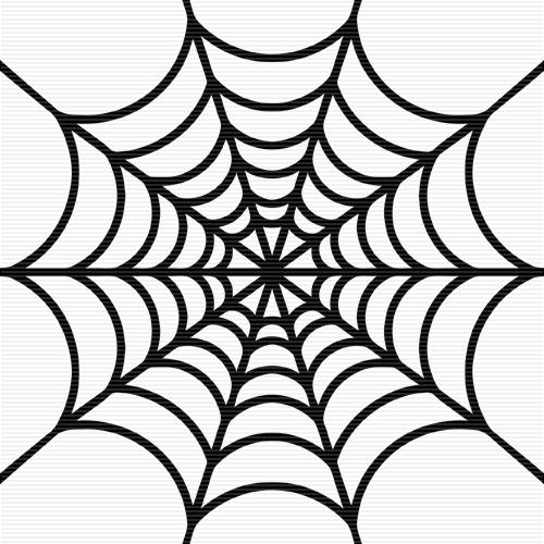 Go Back > Gallery For > Halloween Spiderweb Clip Art