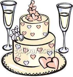 Wedding Cake Clip Art | Clipart Panda - Free Clipart Images