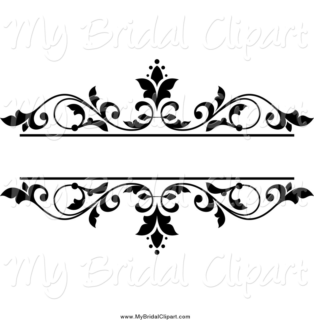 Wedding Card Line Art Designs : Frames wedding clipart panda free images
