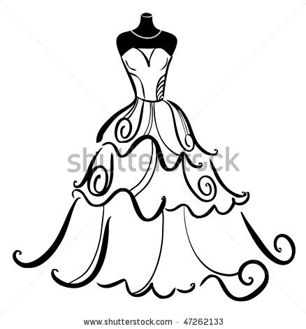 Wedding Dancing Shoes Clip Art