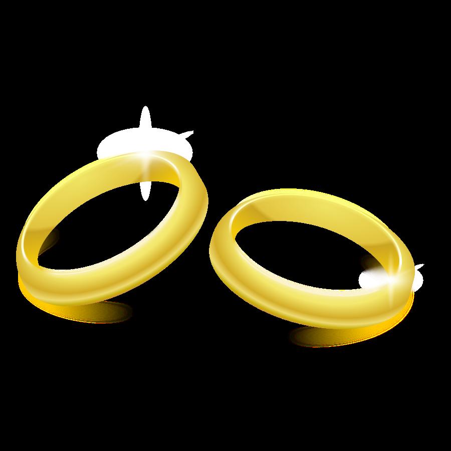 Onion Ring Wedding Ring