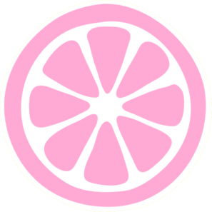 pink lemon slice clip art clipart panda free clipart images rh clipartpanda com