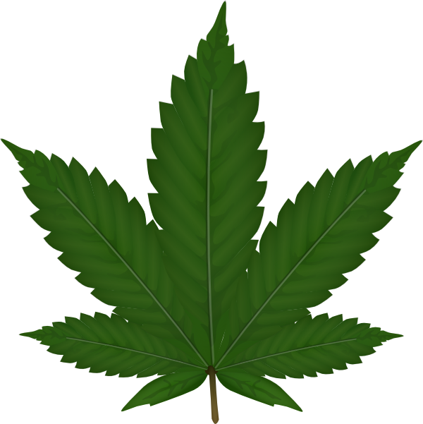 Weed Leaf | Clipart Panda - Free Clipart Images