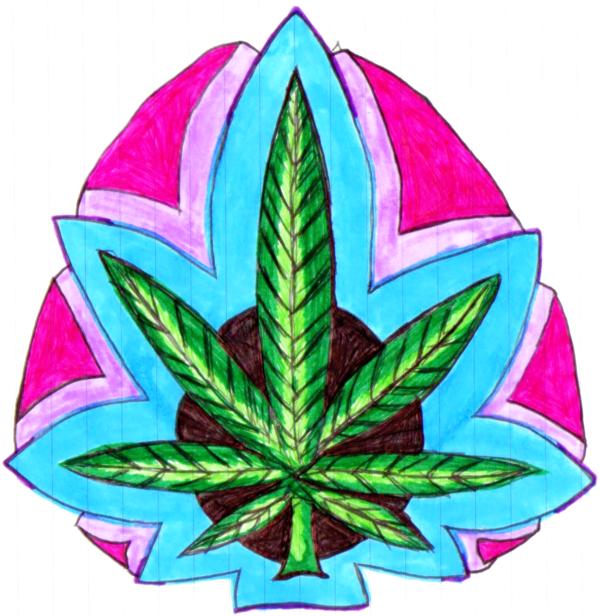 weed%20symbol%20wallpaper