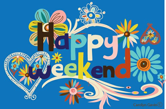 Image result for weekend clipart