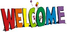 welcome mat clipart clipart panda free clipart images rh clipartpanda com Free Welcome Clip Art Banner Free Welcome Signs