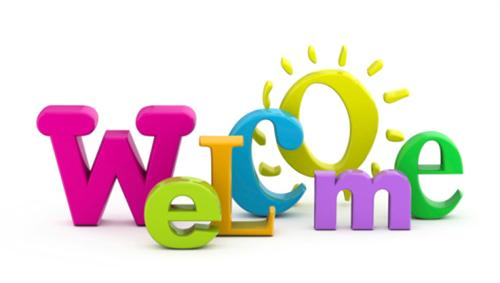 Free Welcome Clip Art