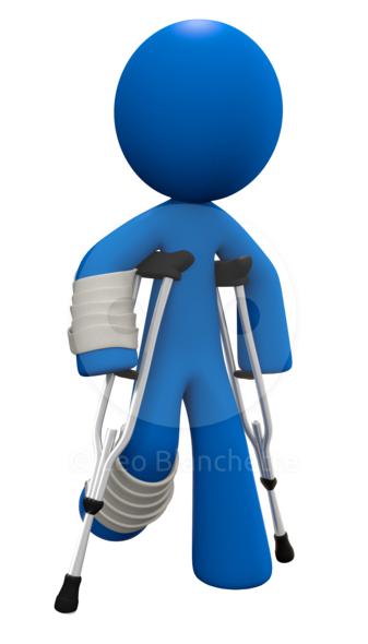 sport injury clipart - photo #5