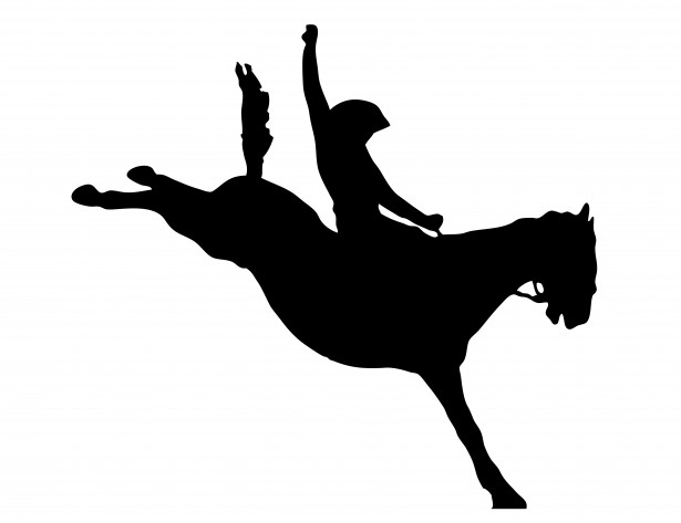 Western Horse Riding Clipart | Clipart Panda - Free Clipart Images