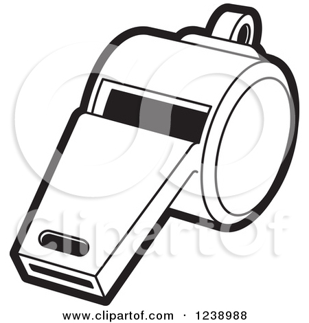 Pics For > Referee Whistle Clip Art