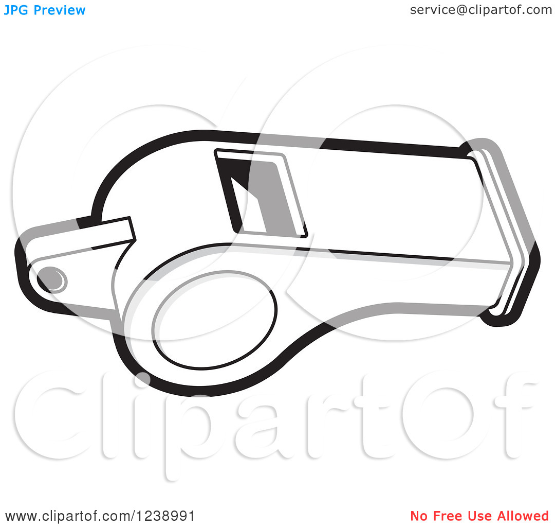 Whistle Clip Art Black And White | Clipart Panda - Free ...
