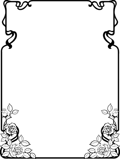Whit Clipart  Free Black And White Clip Art Borders