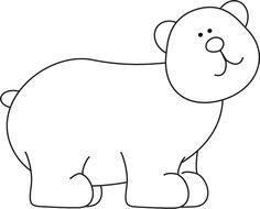 black and white bear clip art clipart panda free clipart images rh clipartpanda com teddy bear clipart black and white bear clipart black and white silhouette