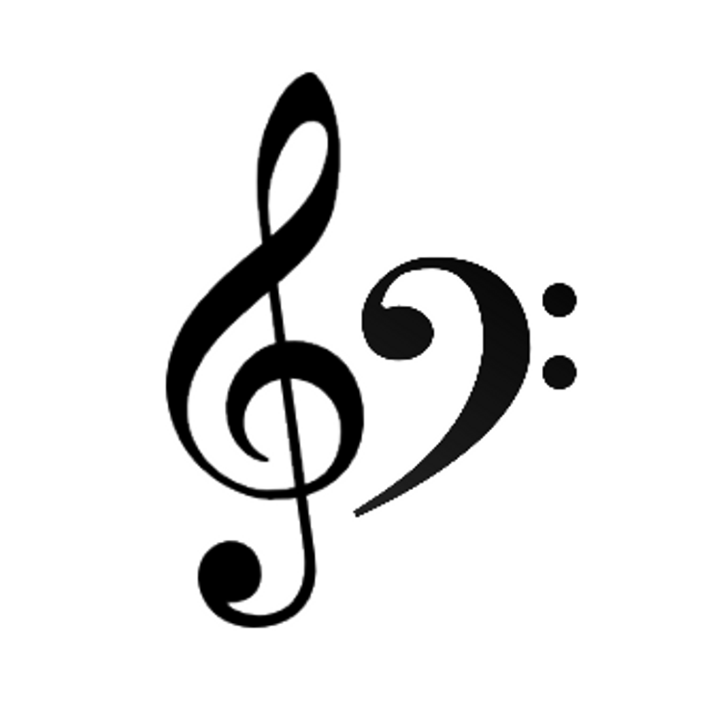 White Music Notes Png