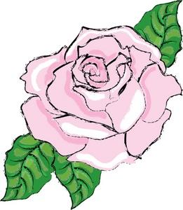 white rose clip art free clipart panda free clipart images rh clipartpanda com pink and white rose clipart black and white rose clipart free