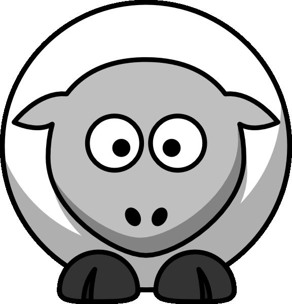 Lamb Clip Art Black And White | Clipart Panda - Free ...