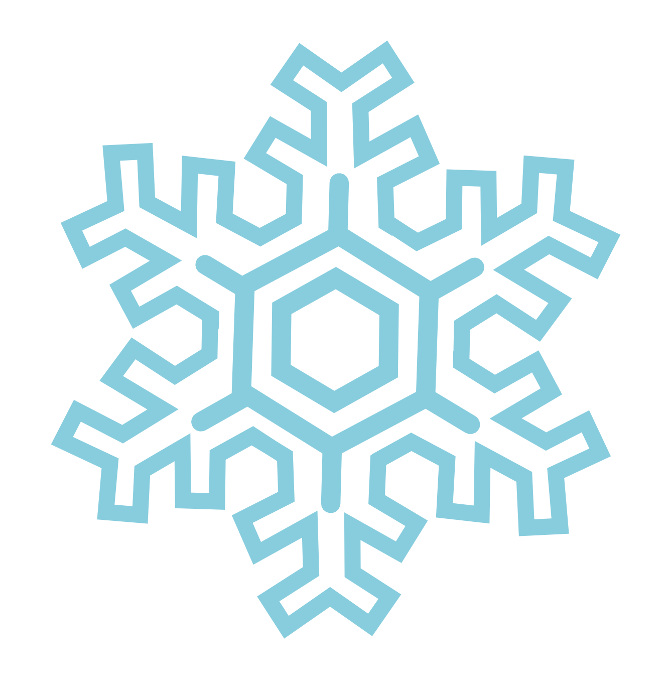 free png Snowflakes Clipart images transparent