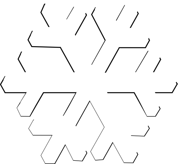 white%20snowflake%20clipart%20transparent%20background