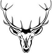 Whitetail Deer Clip Art