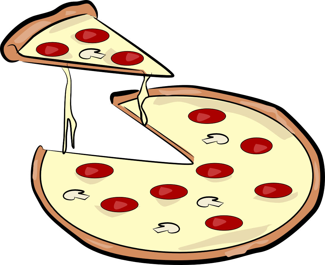 free pizza graphics clipart - photo #6