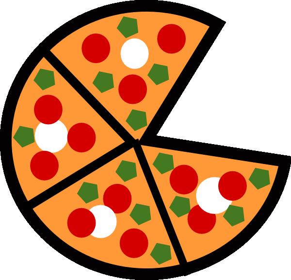 Plain Pizza Clip Art | Clipart Panda - Free Clipart Images
