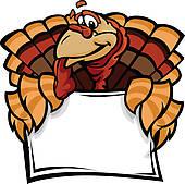 Wild Turkey Clipart