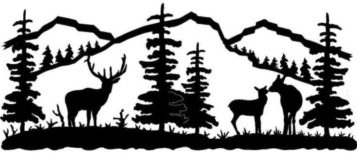 wildlife clip art silhouettes clipart panda free clipart images rh clipartpanda com Baby Animal Clip Art Free free wildlife clipart images