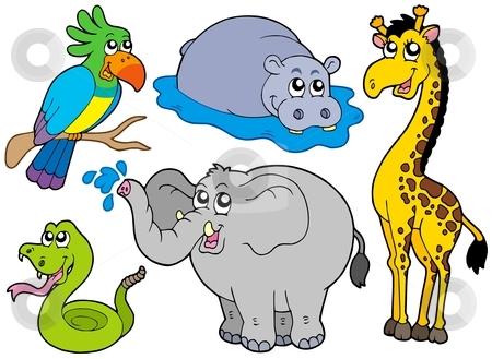 Wildlife Clip Art – Clipart Download