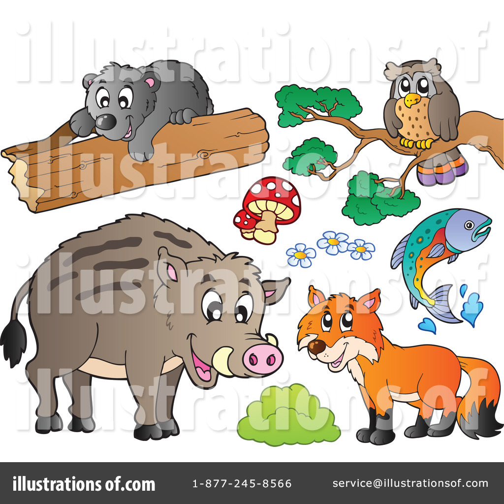 Wildlife Clip Art Free | Clipart Panda - Free Clipart Images
