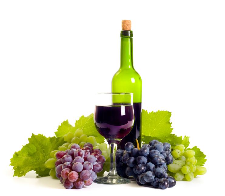 Как сделать красное вино сухое из винограда в домашних 935