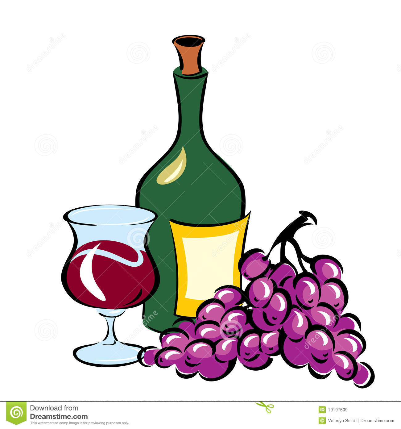 Clip Art Wine Grapes | www.imgkid.com - The Image Kid Has It!