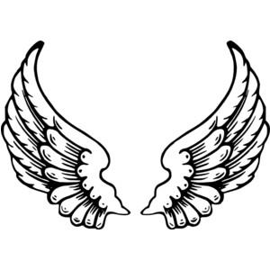 angel wings clip art vector clipart panda free clipart images rh clipartpanda com angel wings clipart transparent free angel wings clipart