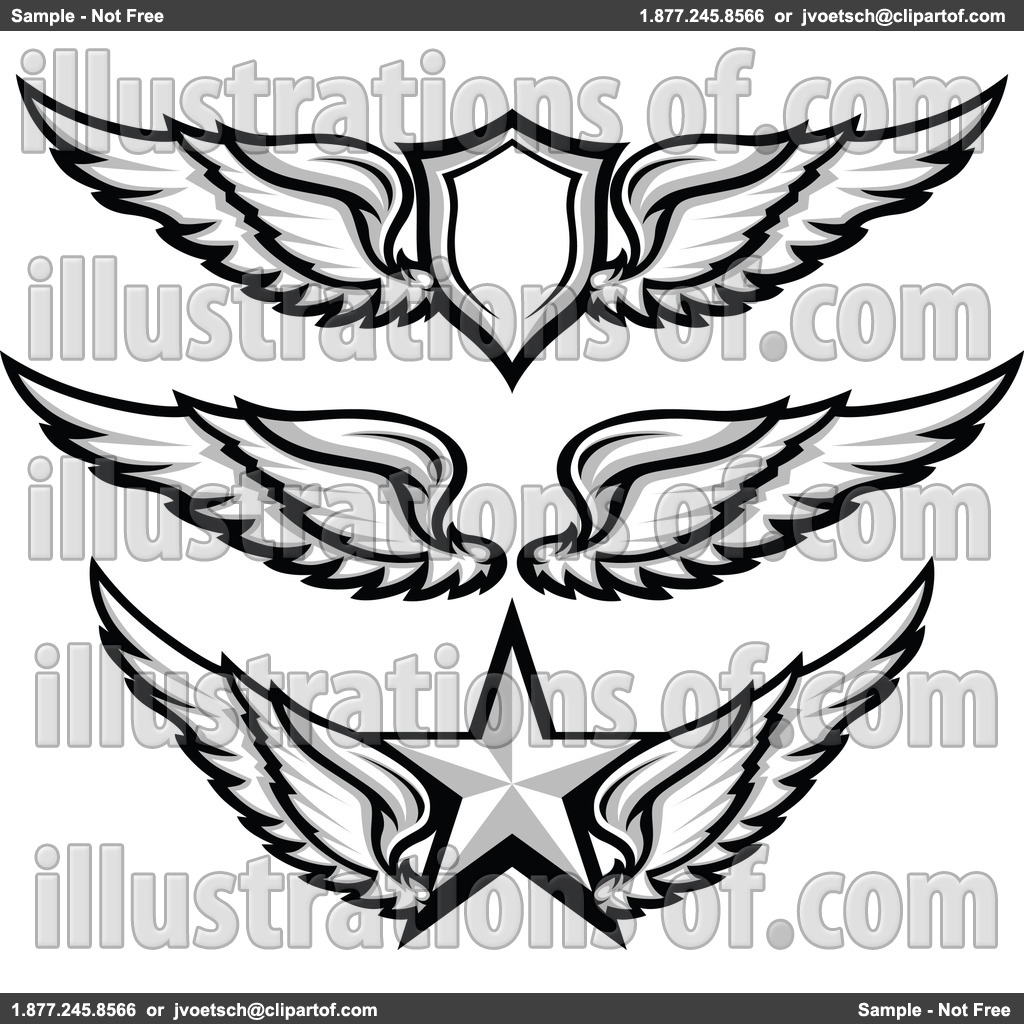 Free Clip Art Eagle Wings | Free | Download