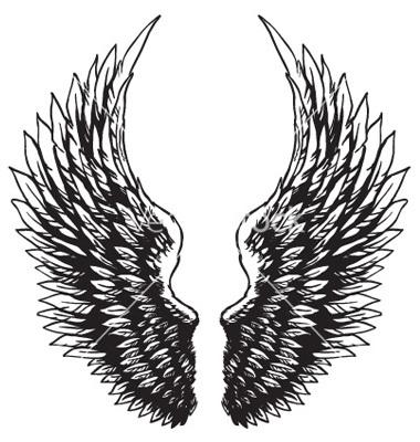 wings 20vector  Eagle Wings