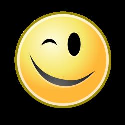 winking smiley face clip art clipart panda free clipart images rh clipartpanda com winking happy face clip art