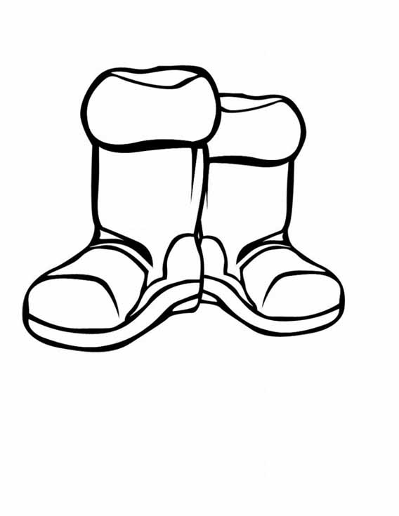 Winter Boots Clipart | Clipart Panda - Free Clipart Images