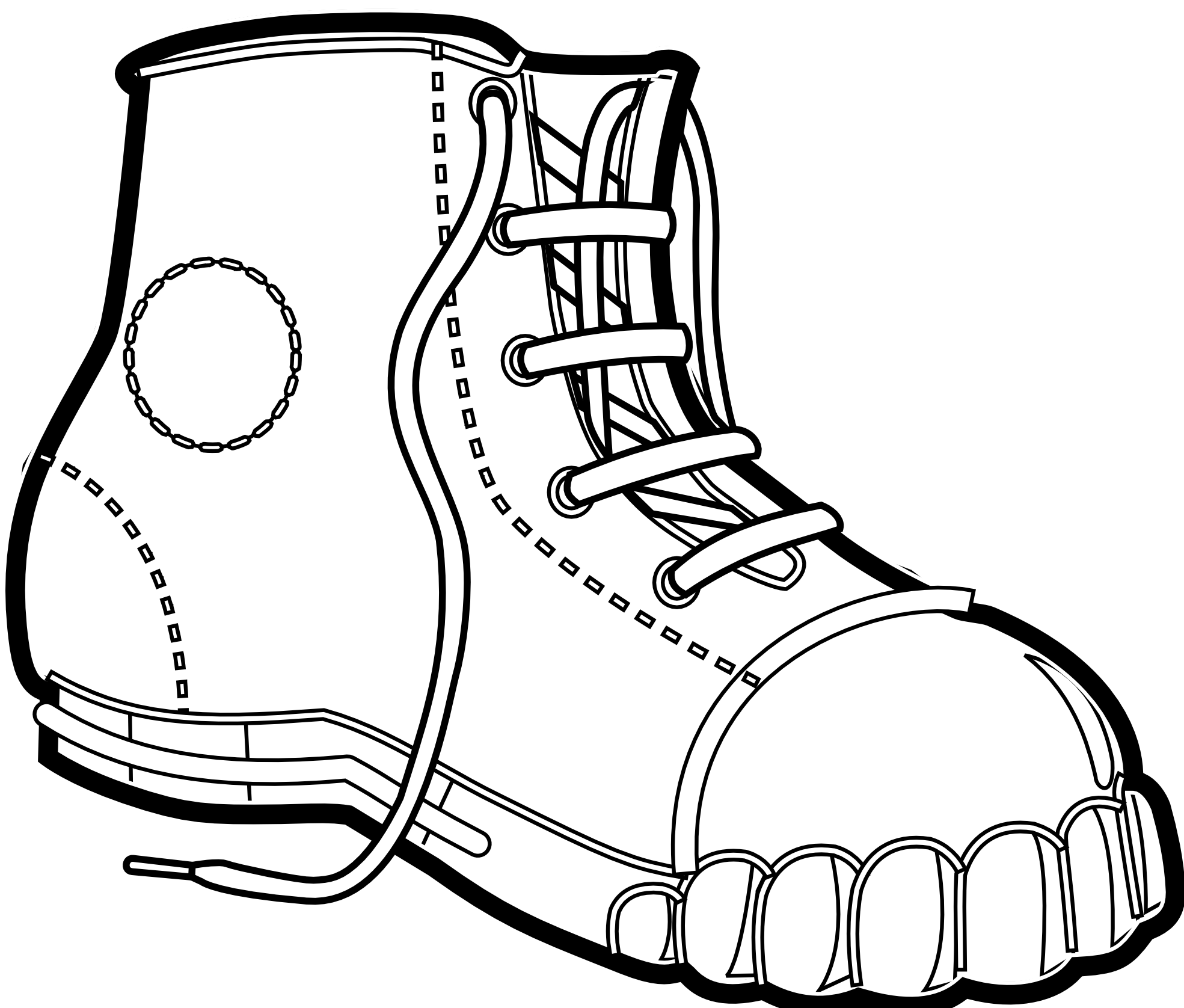 Clip Art Boot Clip Art clip art snow boots santa barbara institute for consciousness boots