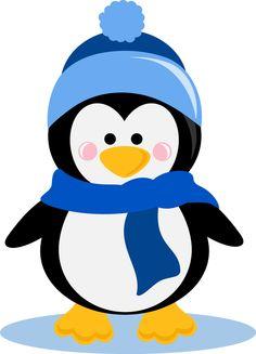 Winter Penguin ...