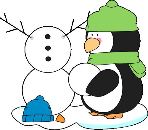 Winter Penguin Clipart | Clipart Panda - Free Clipart Images