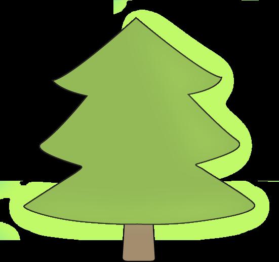 Pine Tree Clip Art