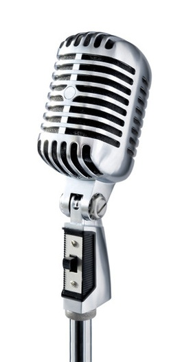 Radio Microphone Clip Art | Clipart Panda - Free Clipart ...