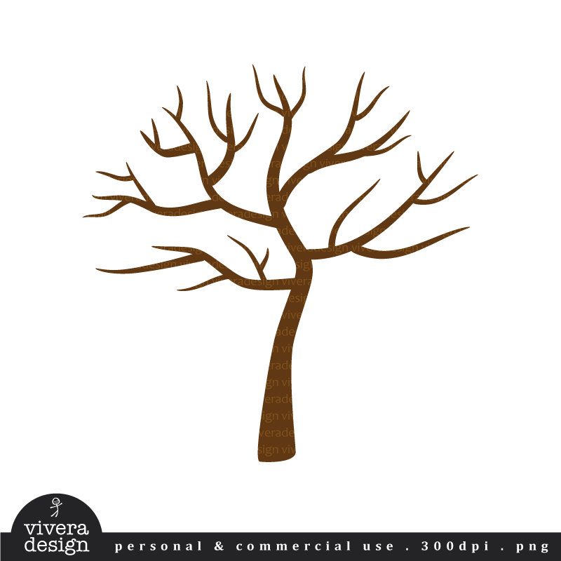 Clipart Tree Without Leaves | Clipart Panda - Free Clipart ...