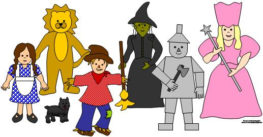Wizard Of Oz Clipart Yellow Brick Road | Clipart Panda - Free ...
