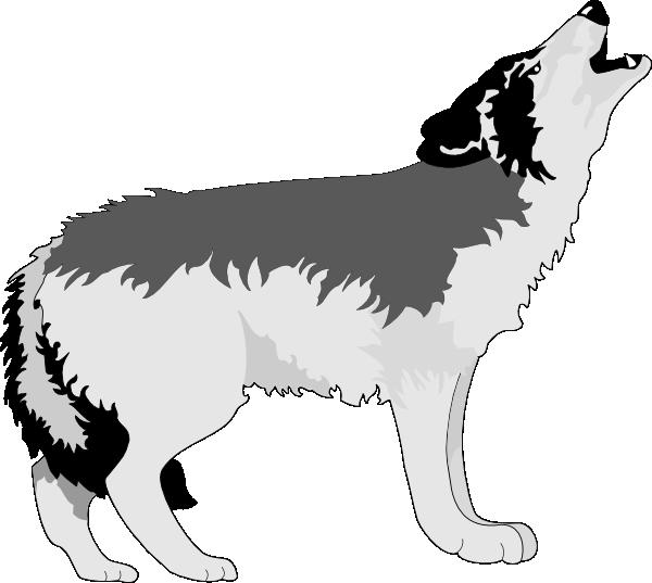 free howling wolf clip art clipart panda free clipart images rh clipartpanda com Wolf Howling at the Moon Wolf Howling at the Moon