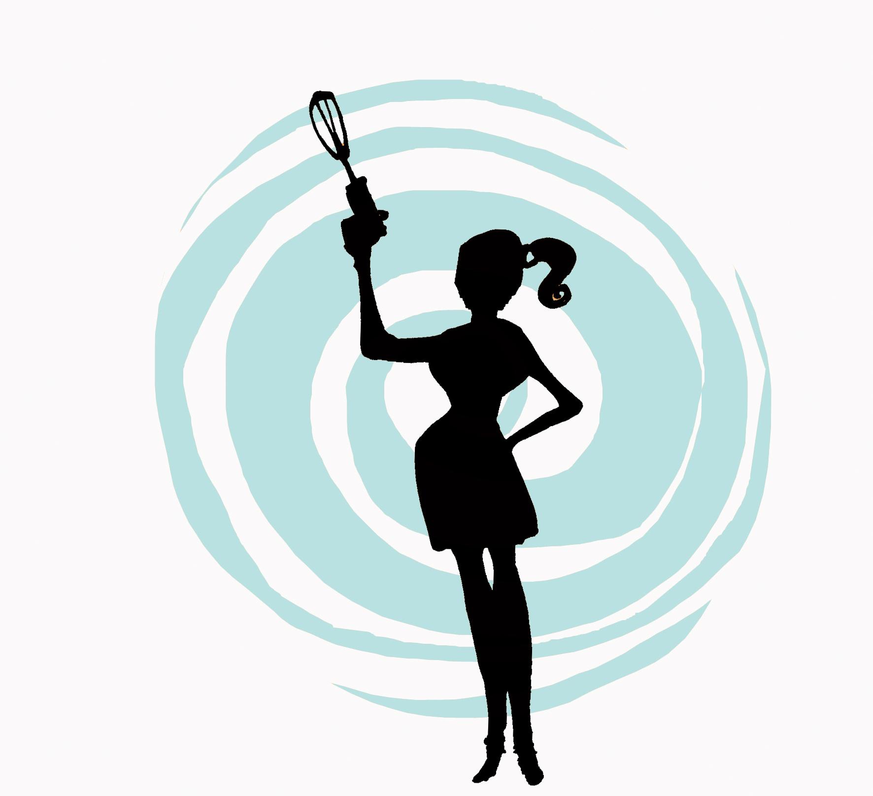 Woman Baker Silhouette | www.pixshark.com - Images ...