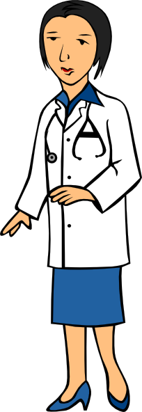 Clipart Of Doctor