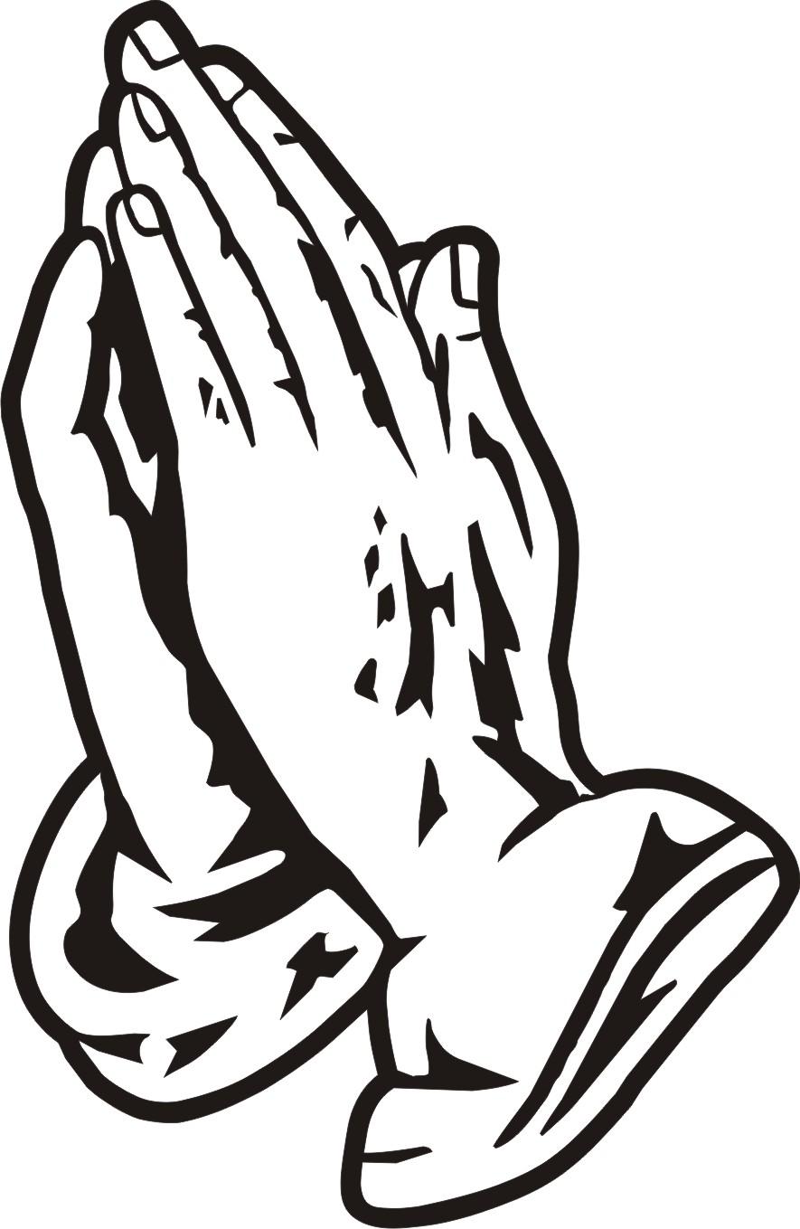 Woman Praying Hands Clipart | Clipart Panda - Free Clipart ...