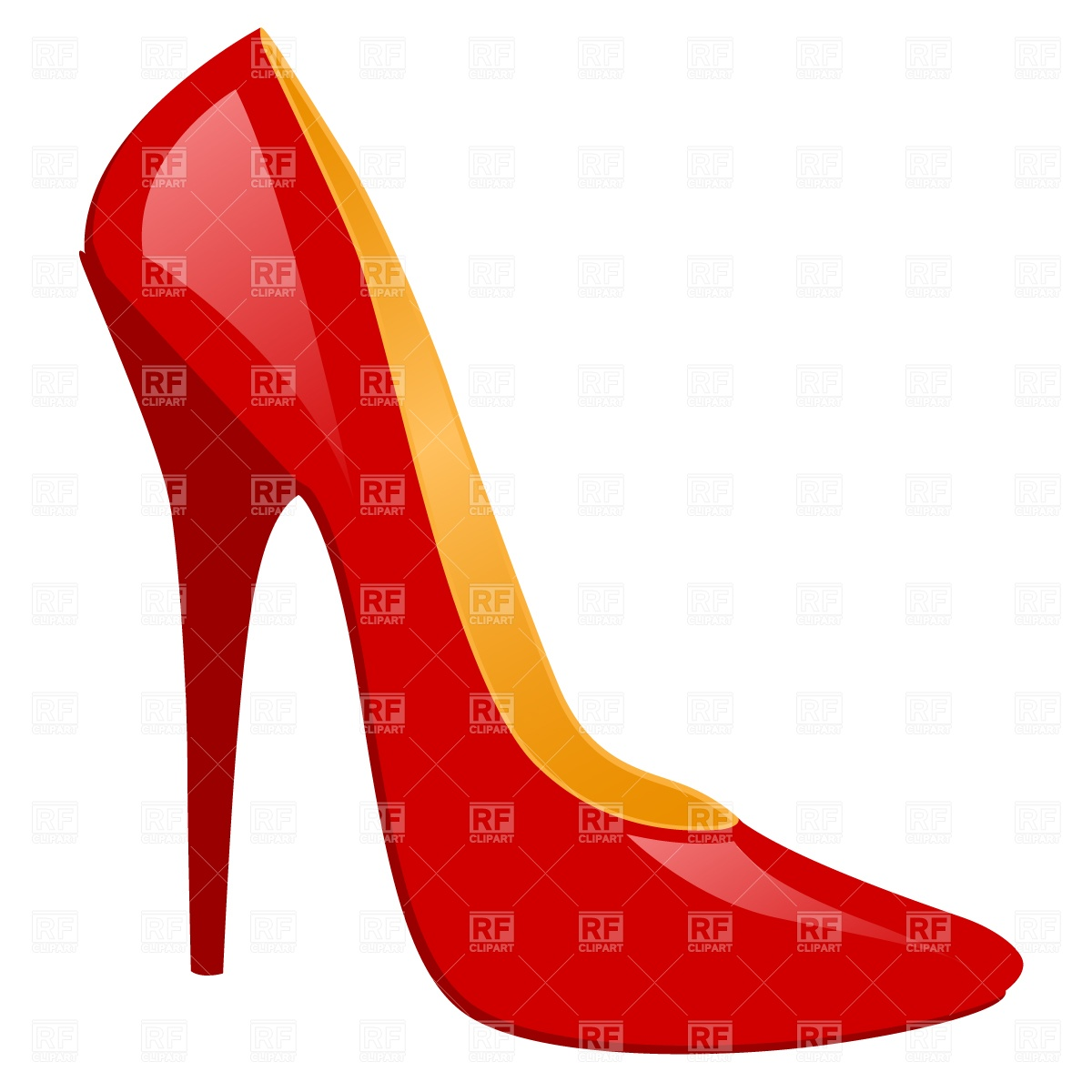 Lastest Women S Gym Shoes Clip Art At Clkercom  Vector Clip Art Online